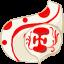 64x64px size png icon of Folder White backup