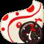 64x64px size png icon of Folder White safari