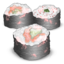 64x64px size png icon of Sushis
