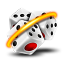 64x64px size png icon of Internet Explorer Dice