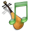 64x64px size png icon of Element Music