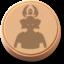 64x64px size png icon of Token Samurai