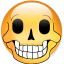 64x64px size png icon of Dead