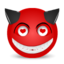 64x64px size png icon of Devil love
