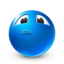 64x64px size png icon of sarcastic sadness