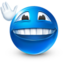 64x64px size png icon of wink