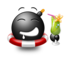 64x64px size png icon of Cocktail emoticon