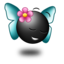 64x64px size png icon of Sleep Smile