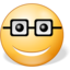 64x64px size png icon of Nerd