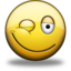 64x64px size png icon of Winky