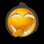 64x64px size png icon of Secret laugh