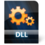 64x64px size png icon of Dll File
