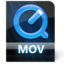 64x64px size png icon of Mov File