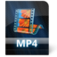 64x64px size png icon of Mp4 File