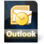 64x64px size png icon of Outlook File
