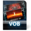 64x64px size png icon of Vob File