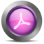 64x64px size png icon of 01 Acrobat