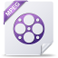 64x64px size png icon of mpeg