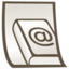 64x64px size png icon of Address