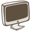 64x64px size png icon of Computer off