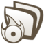 64x64px size png icon of Folders Burn
