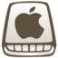 64x64px size png icon of Mac alt