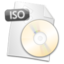 64x64px size png icon of Filetype ISO