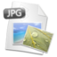 64x64px size png icon of Filetype JPG