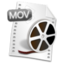 64x64px size png icon of Filetype MOV