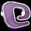64x64px size png icon of Microsoft Entourage n