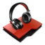 64x64px size png icon of Audio folder