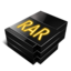 64x64px size png icon of Rar file