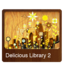 64x64px size png icon of Delicious Library 2v2