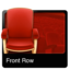 64x64px size png icon of Front row