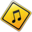 64x64px size png icon of Music Download