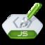 64x64px size png icon of Adobe dreamweaver js