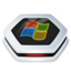64x64px size png icon of Drive Drive Windows