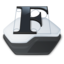 64x64px size png icon of Folder fonts folder