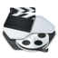 64x64px size png icon of Folder my videos