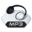 64x64px size png icon of Media music mp 3