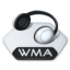 64x64px size png icon of Media music wma