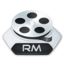 64x64px size png icon of Media video rm