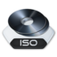 64x64px size png icon of Misc image iso
