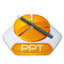 64x64px size png icon of Office powerpoint ppt