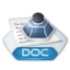 64x64px size png icon of Office word doc