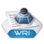 64x64px size png icon of Office word wri