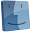 64x64px size png icon of File Finder