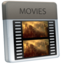 64x64px size png icon of File Movies
