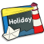 64x64px size png icon of Holiday