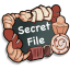 64x64px size png icon of Secret